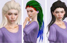 Hair Idea - Delta / Newsea