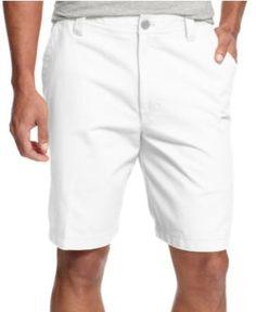 Izod Shorts, Soho Flat Front Shorts - Mens Shorts - Macy's