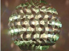 CD Lampe klein