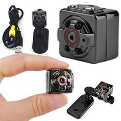 2 Modes HD 1080P 720P Mini Hide DV Camera Spy Dice Shape PicVoiceVideo IR Night Vision Home Security Motion Detector for Lawyers Journalists and Business men VA3 ** You can find more details by visiting the image link.