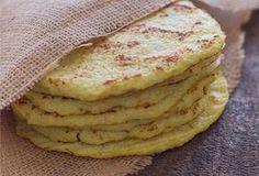 Recept: Tortilla's gemaakt van bloemkool