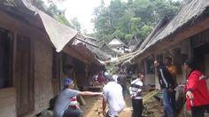 Kunjungan Wisata ke Kampung Naga, Kampung Adat di Perbatasan Garut & Tas...