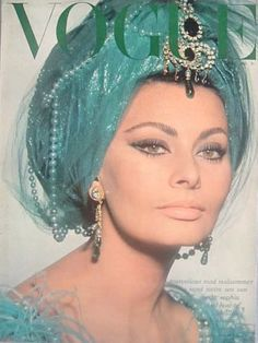 Sophia. Turban. Nothing bad about either.