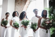 This Bride Took Inspiration From Solange, but Made Her Caped Wedding Dress All Her Own