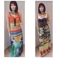 PROMOÇÃO - Vestido longo Yumarimel  Por: 206,00