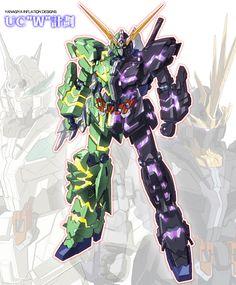 機動戦士ガンダムUC×仮面ライダーW: イマダナラズ