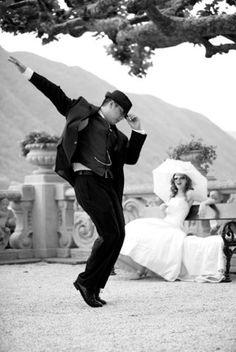 me german wedding photography by julian klemm skyphoto como lake italy - star wars German Wedding, Dancing, Star Wars, Wedding Photography, Silhouette, Italy, Couture, Weddings, Couple Photos