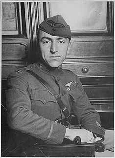 Edward Vernon Rickenbacker, Columbus, OH (October 8, 1890 – July 23, 1973) was an American fighter ace in World War I and Medal of Honor recipient. With 26 aerial victories, he was America's most successful fighter ace in the war. He was also a race car driver and automotive designer, a government consultant in military matters and a pioneer in air transportation, particularly as the longtime head of Eastern Air Lines.