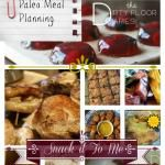 Paleo Meal Planning - Snacks Abound