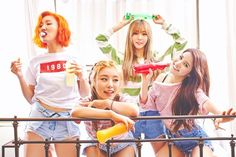 Mamamoo pictorial