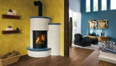 LISA , Wood Burning Stoves by Palazzetti