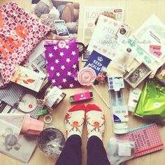 blogst13 goodie bag