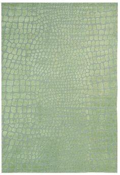 Safavieh Martha Stewart MSR5212C-Amazonia Canopy / Green Rug