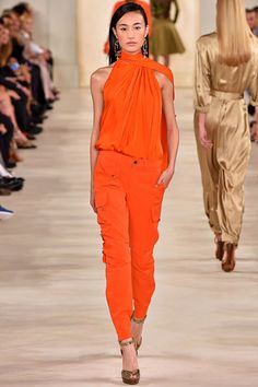 New York Fashion Week SS 2015 Ralph Lauren