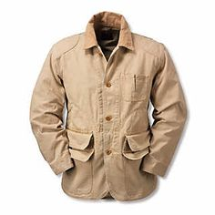 Pike Brothers 1942 Duck Canvas Hunting Jacket