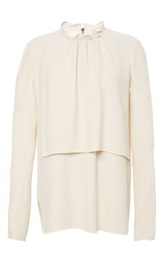 Cady Top by  for Preorder on Moda Operandi