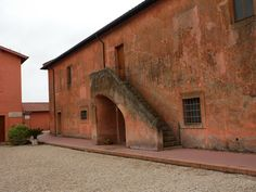 The Sanctuary of Santa Maria Goretti near Nettuno, Italy, the factory-turned-family-home where she was attacked. (Photo: Delicious Italy)