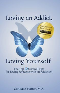Addiction is a family disease. The best gift you can give your loved one, is a healthy YOU!
