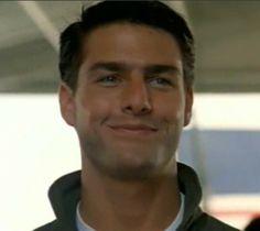 """Younger Tom Cruise -- """"Top Gun"""""""