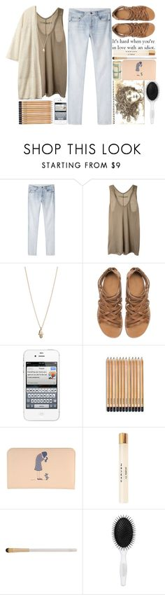 """""""I'm In Love With An Idiot"""" by designbecky ❤ liked on Polyvore featuring Proenza Schouler, Enza Costa, Minor Obsessions, Zara, Radley, Carven, Eve Lom and Sephora Collection"""