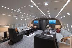 995 Likes, 12 Comments - Luxury Jets Privés De Luxe, Luxury Jets, Luxury Private Jets, Private Pilot, Private Plane, Jet Privé, Aircraft Interiors, Large Shower, Commercial Aircraft