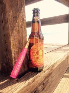 Life's A Beach!  www.ruckgear.com #LifesABeach #Pink50Cal #DrinkingAColdOne #BeachLife #RuckGear