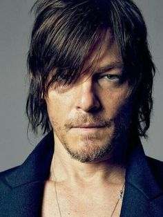 Norman Reedus... So hot he makes me wanna cry!