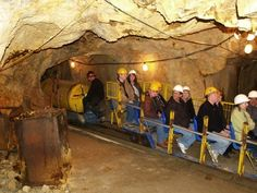 The Mollie Kathleen Gold Mine Tour, Cripple Creek, CO Great ride down into the mine!  Now I know what it means to be packed in like sardines!
