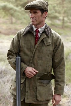 dc09e391f09a7 The Alan Paine Rutland Shooting Jacket Shooting Clothing, Shooting  Accessories, Tweed