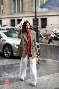 Paris Couture Fashion Week Street Style Spring 2018 by Robert Purwin. The best Street Style looks from the Paris Couture SS18 shows and fashion week. See the latest Street Style from the fashion shows at TheImpression.com