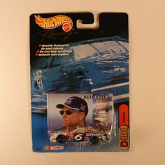 2000 Hot Wheels Racing Deluxe NASCAR Mark Martin Valvoline #6 Ford Taurus 1:64    eBay