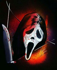 Dead By Daylight Fanart, Scream Movie, Slasher Movies, Ghost Faces, Grimm, Movies To Watch, Movies Online, Movie Tv, Tv Series