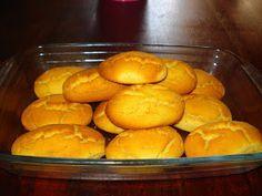 Οι συνταγές της μαμάς μου: Αφράτα κουλουράκια πορτοκαλιού, νηστίσιμα, η τέλεια συνταγή.