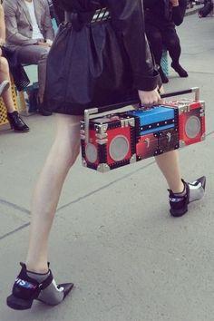 Louis Vuitton Resort 2017 boombox bag