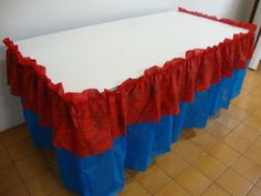 BABADO ESTAMPA - HOMEM ARANHA | BABADO DE MESA TNT - 19.8294-8455 | 276399 - Elo7 Spiderman Theme Party, Superhero Birthday Party, 4th Birthday Parties, Man Birthday, Anniversaire Captain America, Captain America Birthday, Wonder Woman Party, Avengers Birthday, Ideas