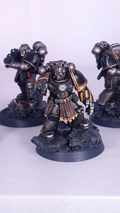 Horus Heresy, Iron Warriors, Ironwarriors, Power Fist, Sergeant, Space Marines
