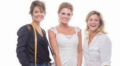 Noivas em Forma é um programa de acompanhamento físico e nutricional destinado às mulheres prestes a subir no altar