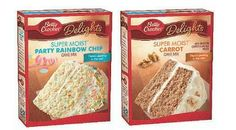 NEW YORK — General Mills Inc. recalled three flavors of Betty Crocker cake mix sold in the United States and Canada on Monday over E. The recall includes Betty Crocker Delights Super… Slow Cooker Lava Cake, Cooker Cake, Box Cake Mix, Cake Mixes, Crockpot Deserts, New Recipes, Snack Recipes, Eating Raw Cookie Dough, Moist Carrot Cakes