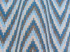 Four-Color Double Weave (integrated) Sample #2, 8 shafts & 16 treadles, cotton, 2016