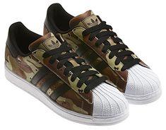adidas Originals Superstar 2 Desert Camo