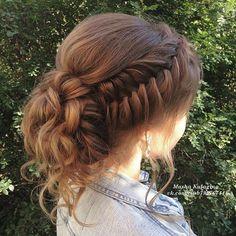 Fishtail braids will always be my favorite