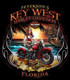 Harley-Davidson Dealer Backprints by Michelle Janich at Harley Davidson Logo, Vintage Harley Davidson, Harley Davidson Bike Images, Harley Davidson Kunst, Harley Davidson Kleidung, Harley Davidson Dealership, Harley Davidson Motorcycles, Custom Motorcycles, Bmw R65