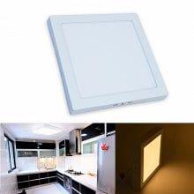 LED Panel Light 24W Surface Mounted LED Ceiling Lights AC 85 - 265V Square LED Downlight