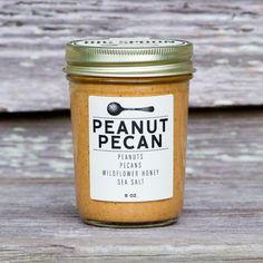 Big Spoon Roasters - Peanut Pecan Butter