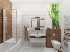 Ванная комната в эко стиле   Достала городская обыденность, бетонные стены, кирпич и асфальт? Тогда обратите внимание на новый, стремительно набирающий популярность интерьер ванной комнаты под названием ЭКО-стиль. #сантехник #сантехника #сантехникатут #экостиль #раковина #ваннаякомната