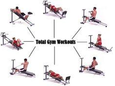 Total Gym Workouts #Gym #workouts, Total Gym Workouts for #women