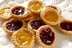 Fun Baking wiith Super Easy Traditional British Jam Tarts