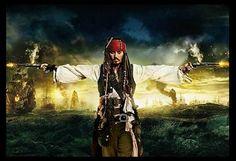 Arrr! Living like Captain Jack Sparrow: Fluch der Karibik-Style für Ihr Zuhause!