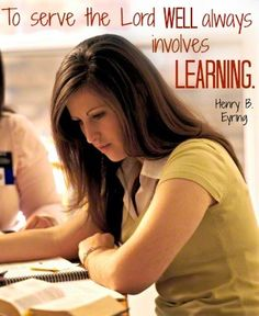 Service Involves Learning