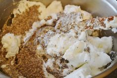 Nebo v ústach! Vyskúšajte tento makový zákusok bez múky | Urob si sám Nebo, Mashed Potatoes, Food And Drink, Ice Cream, Cake, Ethnic Recipes, Whipped Potatoes, No Churn Ice Cream, Smash Potatoes